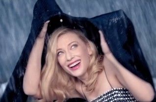 Sì, the new film starring Cate Blanchett - Official Video 45s - Giorgio Armani