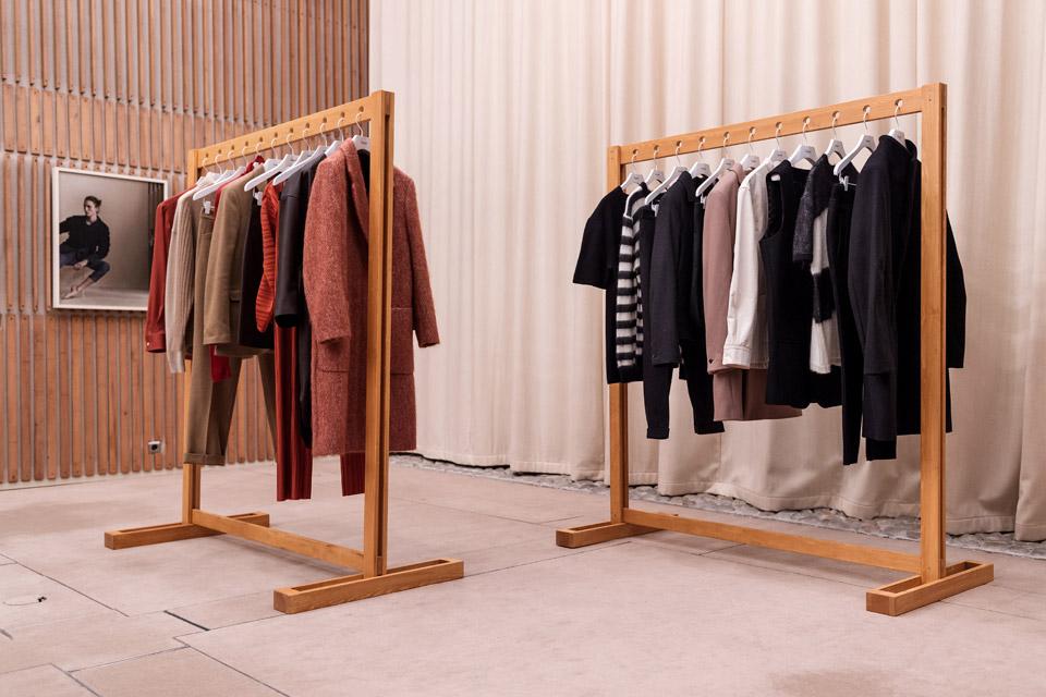 Imagem do canal de aluguel de roupas da marca sueca Filipa K ©Reprodução