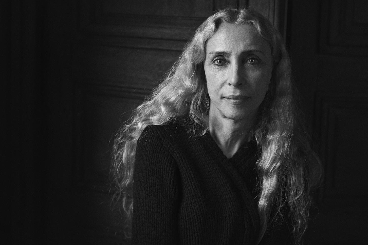 Franca Sozzani por Peter Lindbergh ©Reprodução