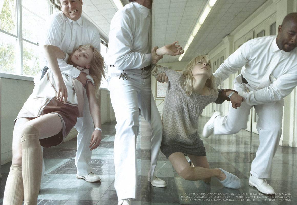 Super Models Enter Rehab (Julho 2007)