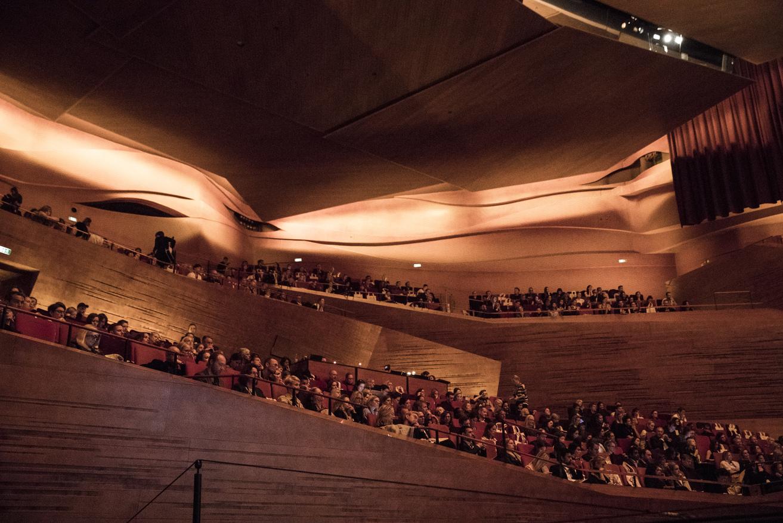 O lindo teatro / Cortesia