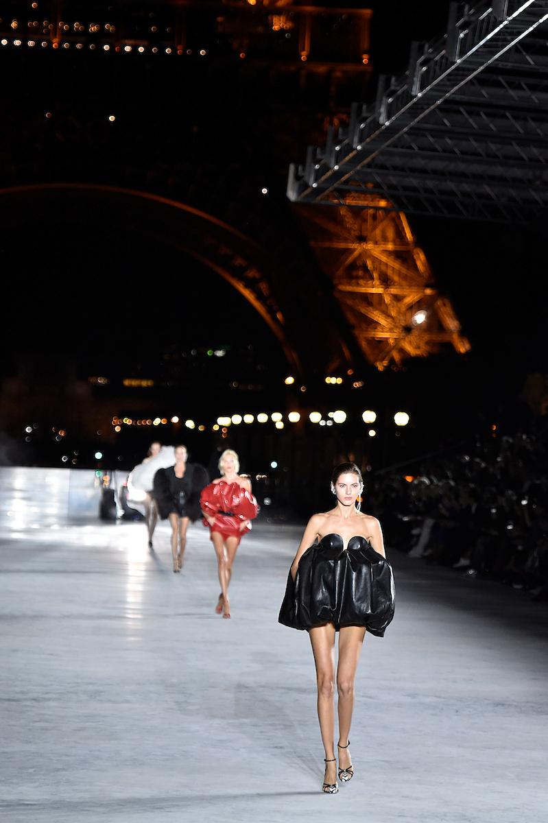 Saint Laurent / Agência Fotosite