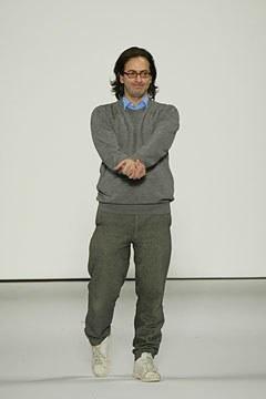 Marc Jacobs em 2004 / Reprodução