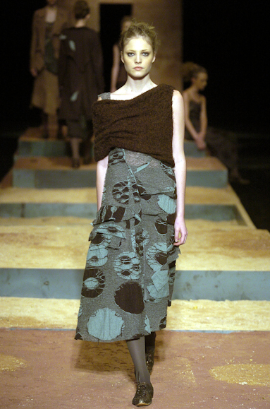 Maria Bonita / Fashion Rio / Inverno 2005 RTW // Desfiles