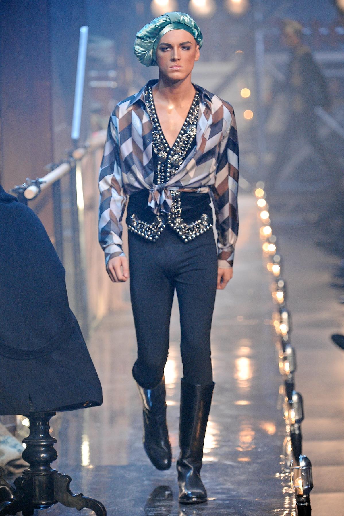 John Galliano MEN / Paris / Inverno 2011 RTW // Desfiles ...