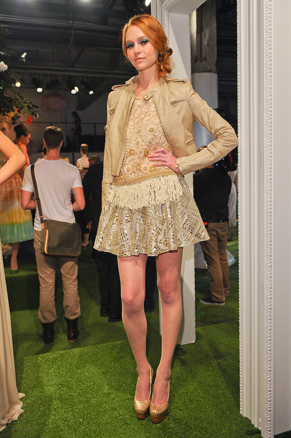 Alice And Olivia Nova York Vero 2012 RTW Desfiles