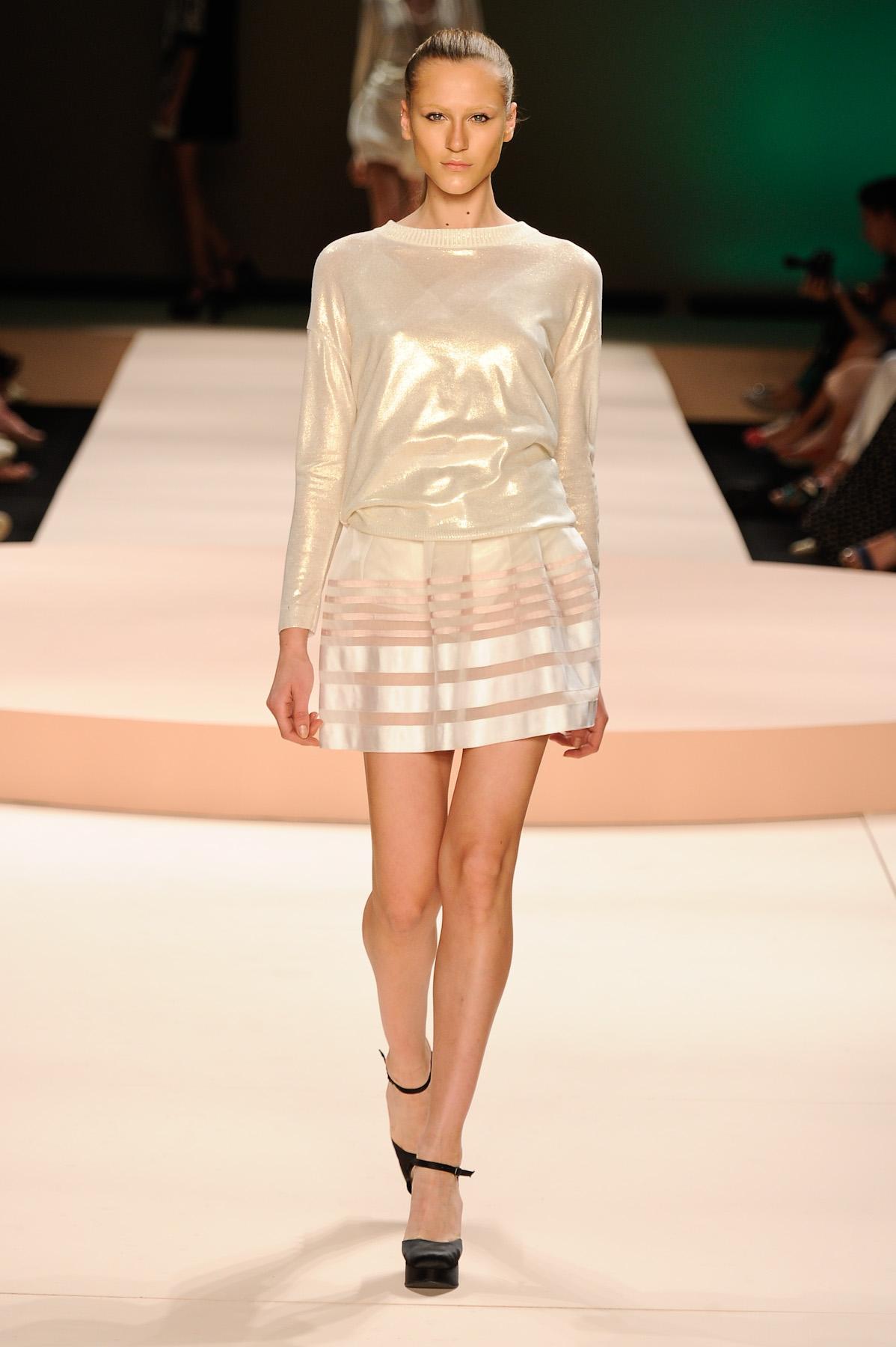 Maria Bonita Extra / Fashion Rio / Inverno 2012 RTW