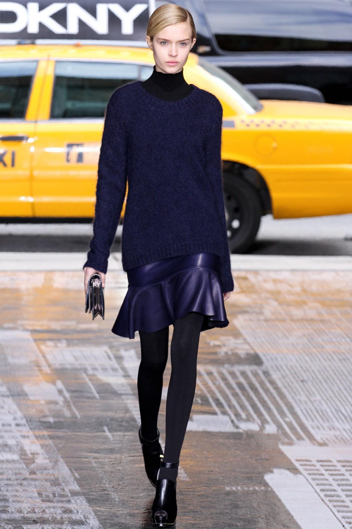 Coleção // DKNY, Nova York, Inverno 2012 RTW // Desfiles ...