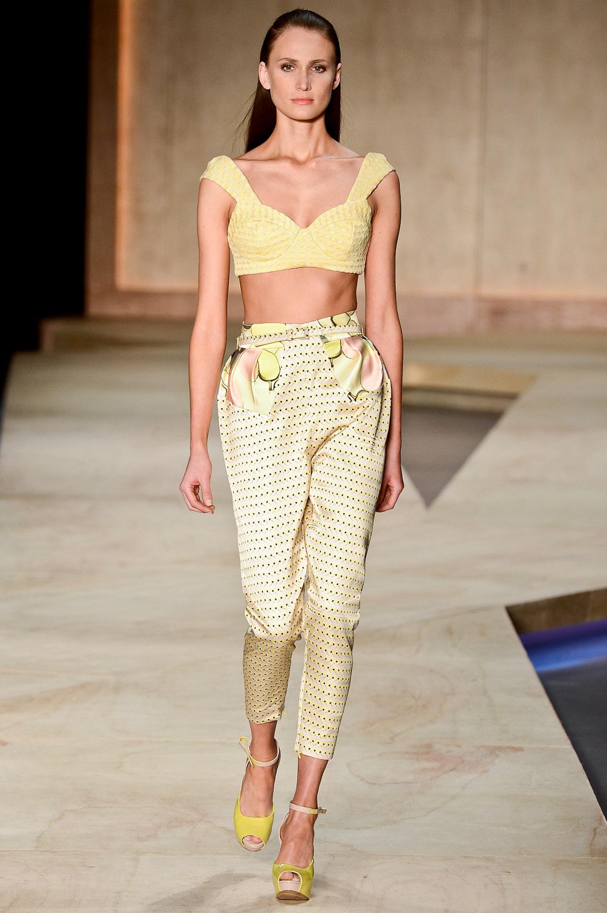 Maria Bonita Extra / Fashion Rio / Verão 2013 RTW