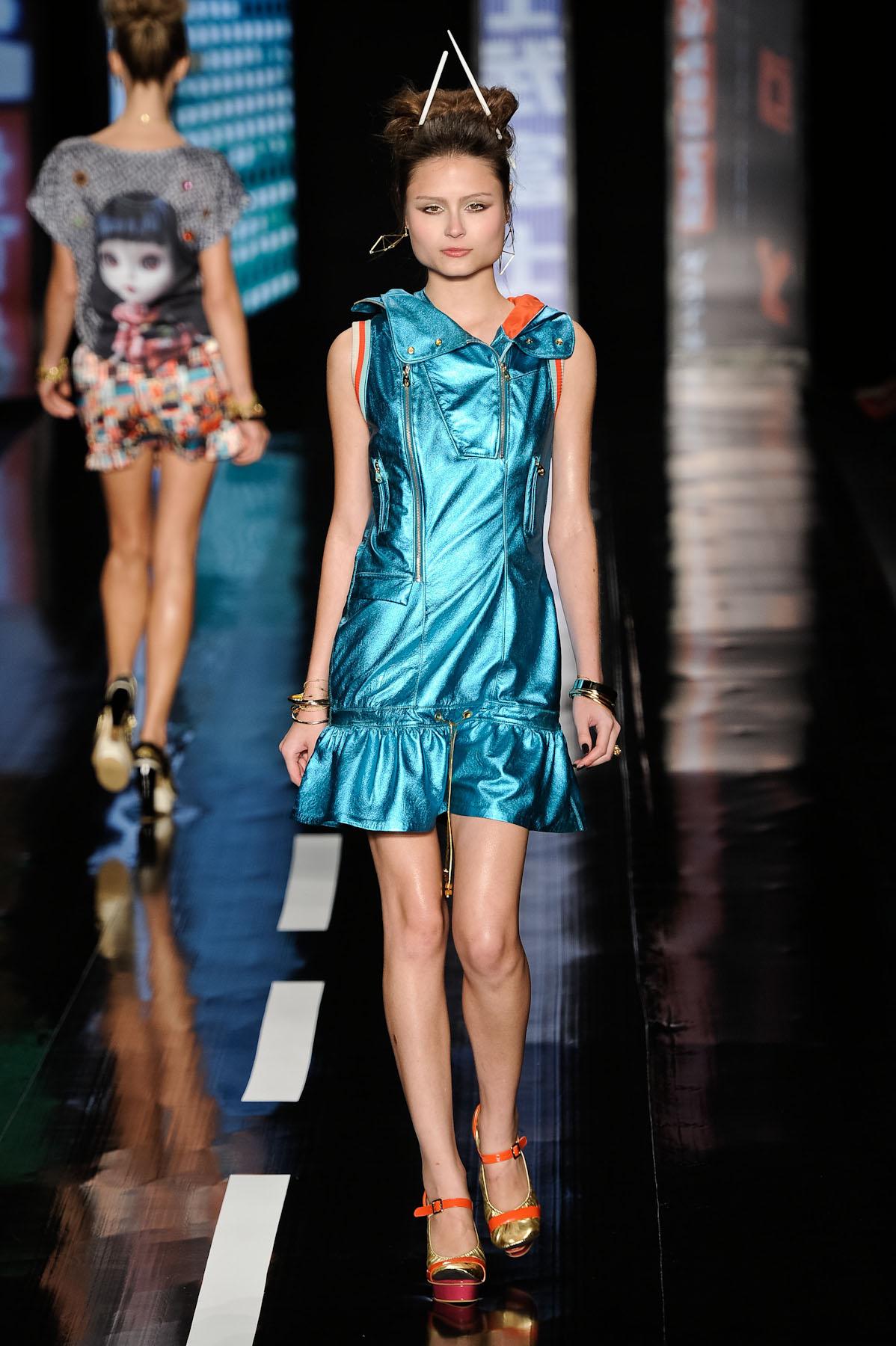 Coleção // Oh Boy, Fashion Rio, Verão 2013 RTW // Desfiles ...