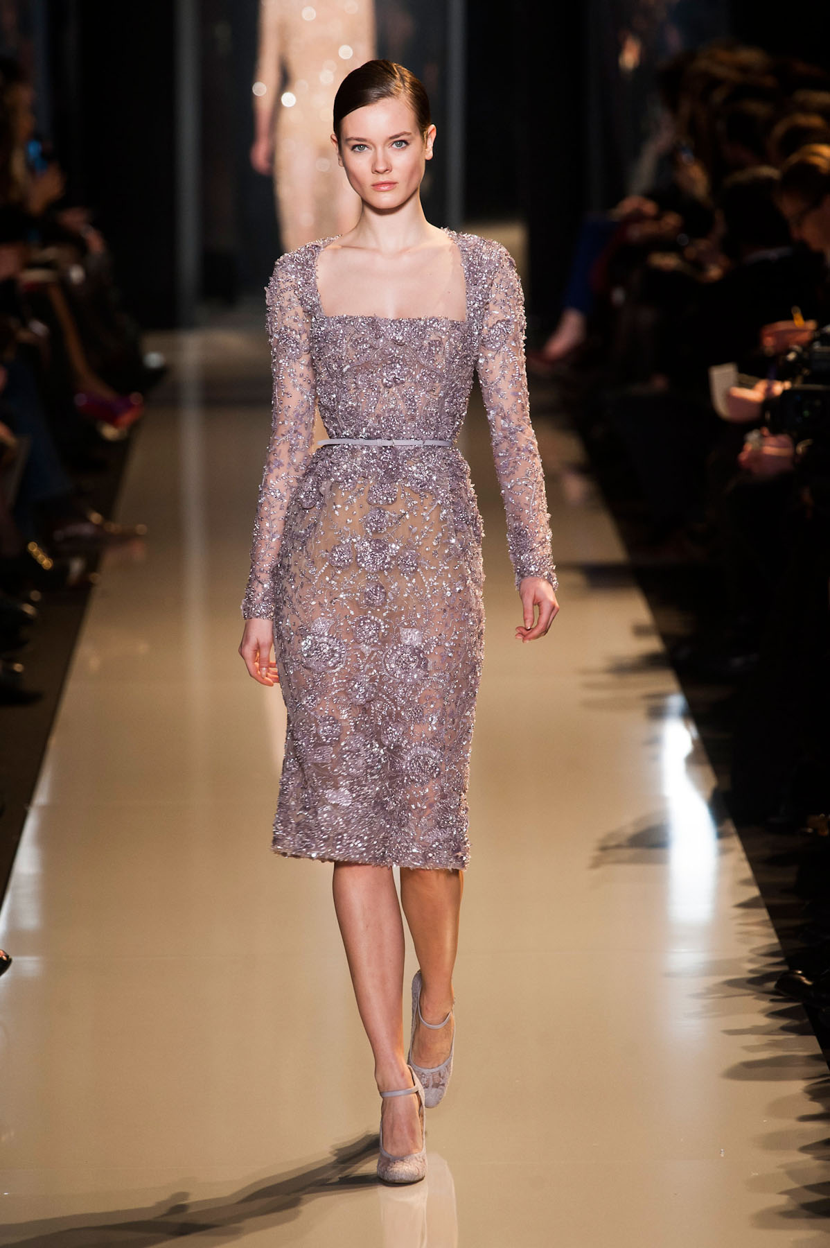ELIE SAAB READY-TO-WEAR SPRING SUMMER 2013 FASHION SHOW ...