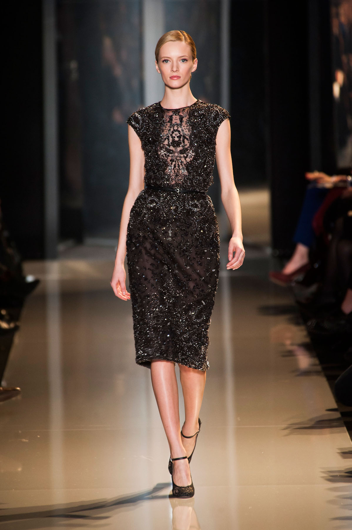 Elie Saab - 2013 Couture Collection All Sparkle and Shimmer