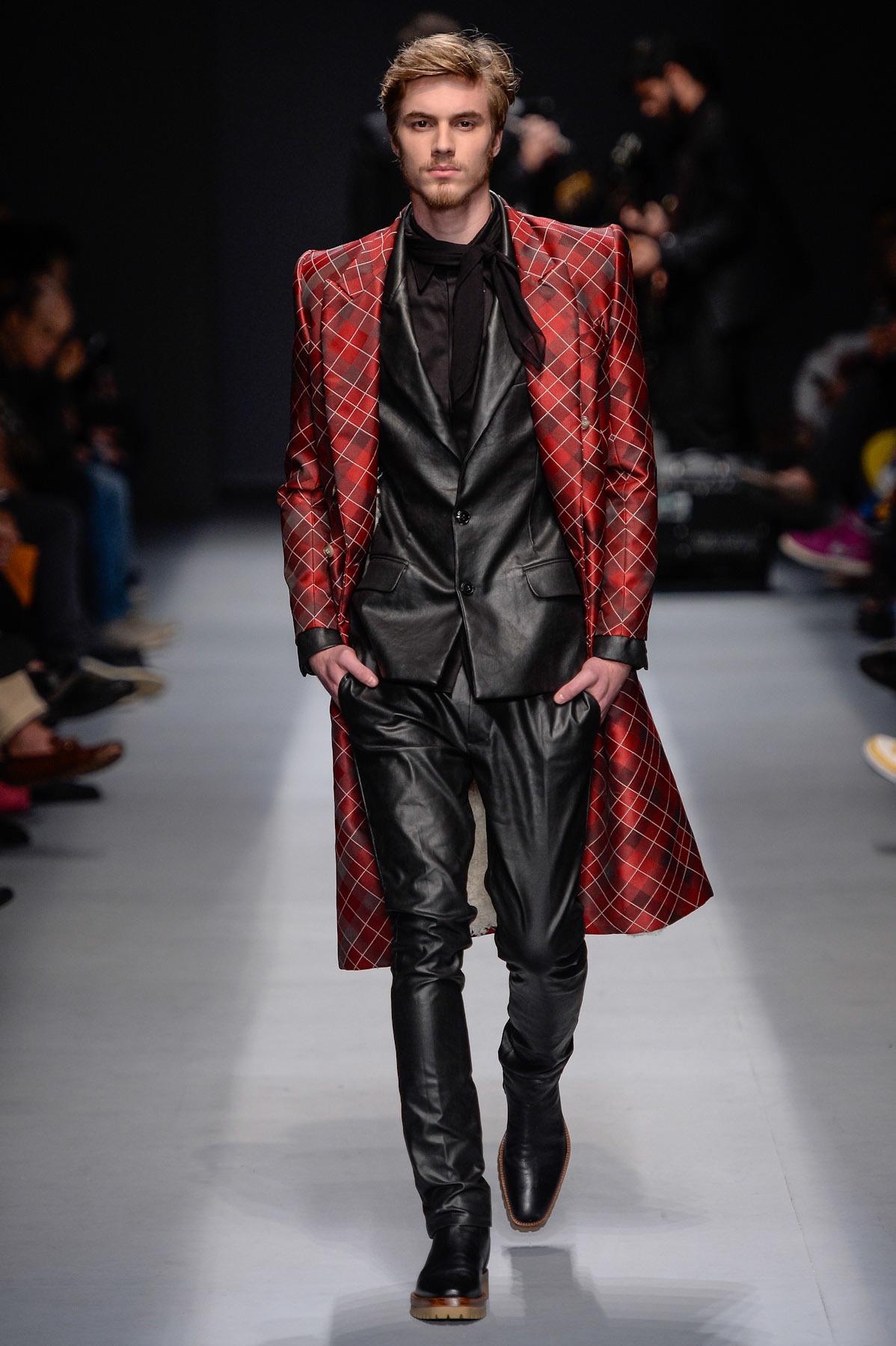 Cole o jo o pimenta spfw inverno 2014 rtw Good style fashion show cleveland