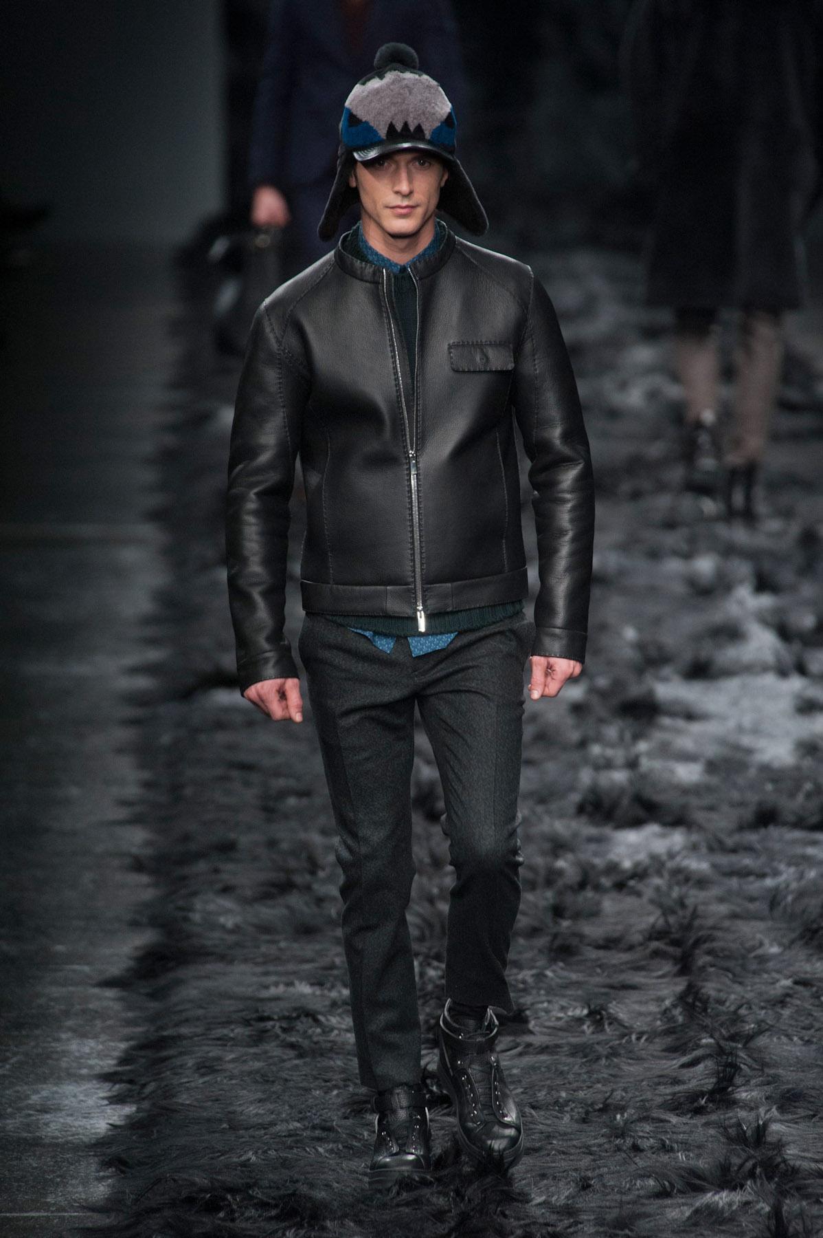 Winter Fashion Editorial