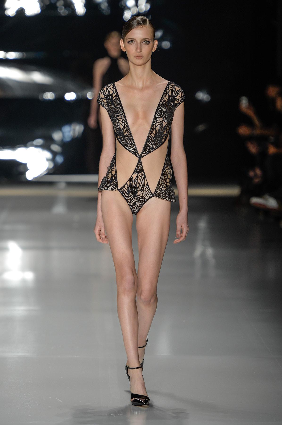 Sao Paulo Fashion Show