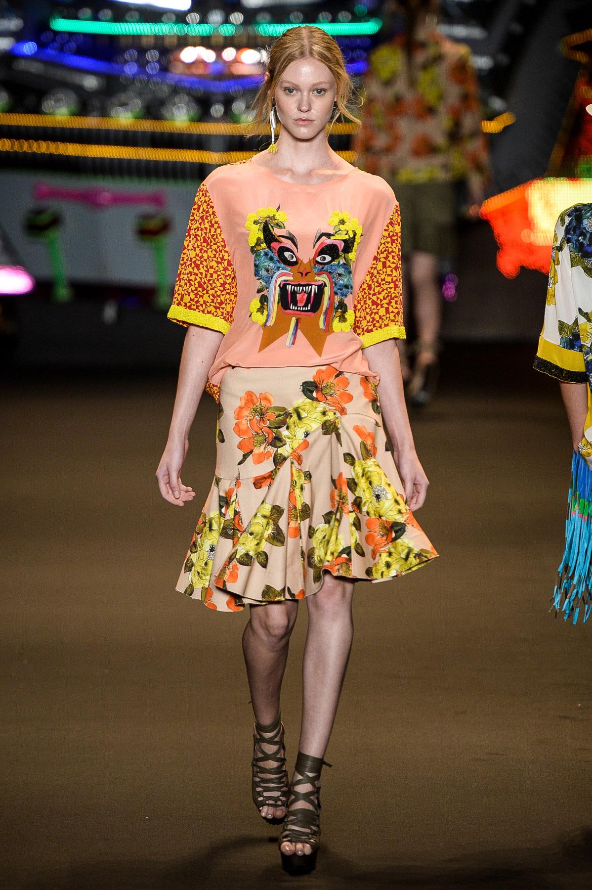 Cole O Espa O Fashion Fashion Rio Ver O 2015 Rtw Foto 7 Desfiles Ffw