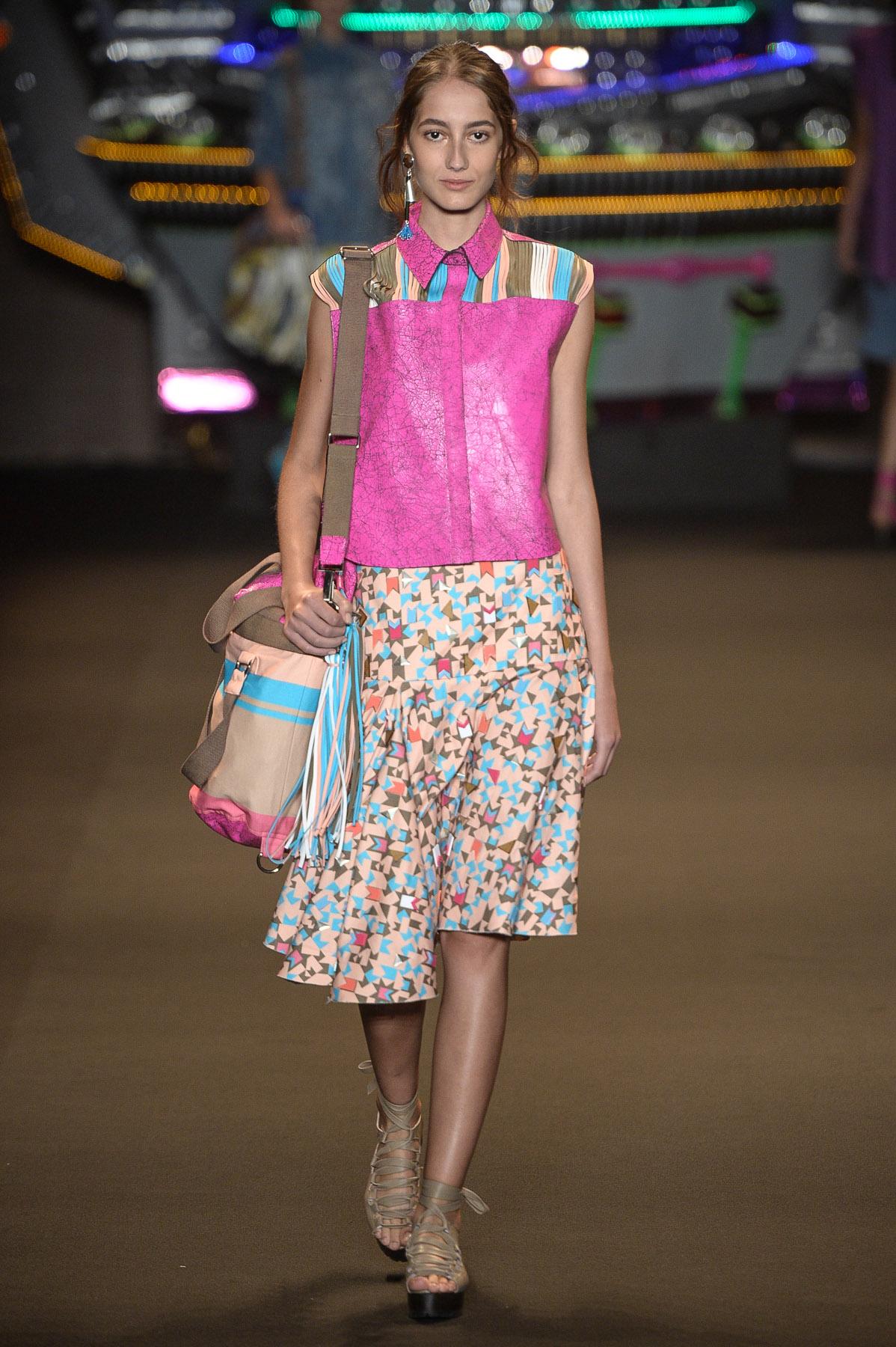 Cole O Espa O Fashion Fashion Rio Ver O 2015 Rtw Desfiles Ffw