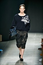 Bottega Veneta Menswear Spring Summer 2015 Milan Fashion Week June 2014