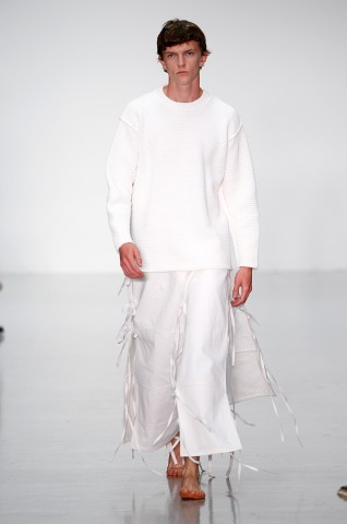 Craig Green Menswear Spring Summer 2015 London Fashion Week June 2014