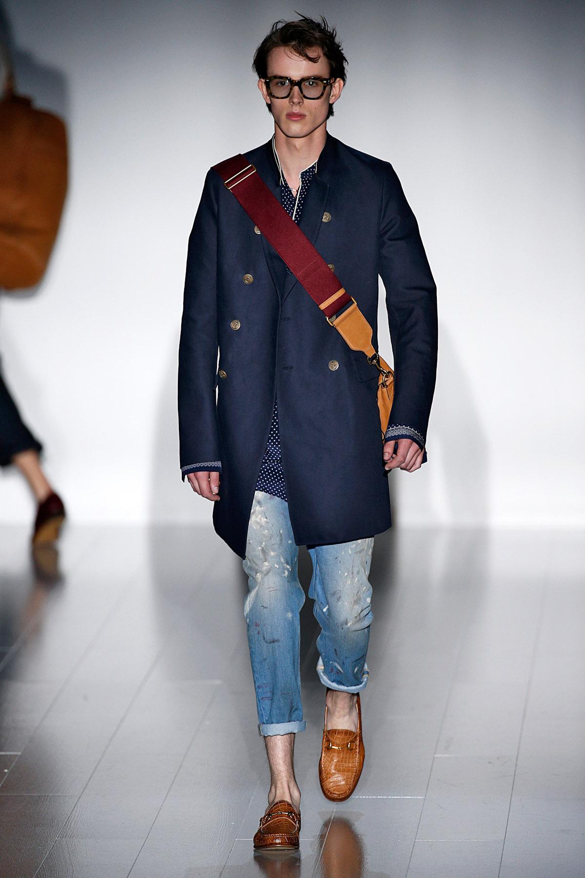 Gucci Fashion Week Men
