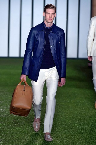 Hackett London Menswear Spring Summer 2015 London Fashion Week June 2014