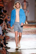 Missoni Menswear Spring Summer 2015 Milan Fashion Week June 2014