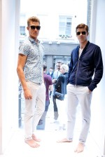 Menswear Spring Summer 2015 London Fashion Week June 2014