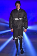 Andrea Crews Men Paris Menswear Fall Winter 2015 January 2015