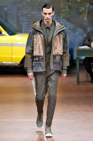 Antonio Marras Milan Menswear Fall Winter 2015 January 2015