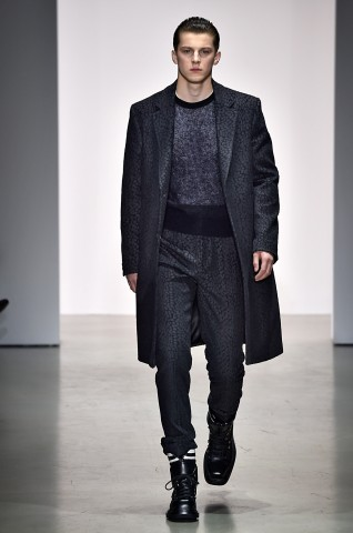 Calvin Klein Milan Menswear Fall Winter 2015 January 2015