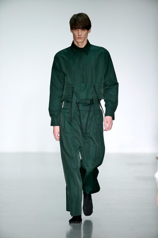 Craig Green London Menswear Fall Winter 2015 January 2015