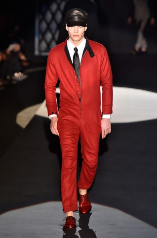 DAKS Milan Menswear Fall Winter 2015 January 2015