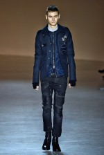 Diesel Black Gold Milan Menswear Fall Winter 2015 January 2015