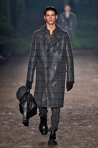 Ermenegildo Zegna Milan Menswear Fall Winter 2015 January 2015