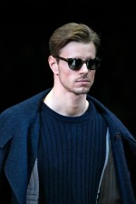 Giorgio Armani Milan Menswear Fall Winter 2015 January 2015