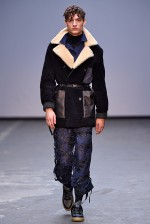 James Long London Menswear Fall Winter 2015 January 2015