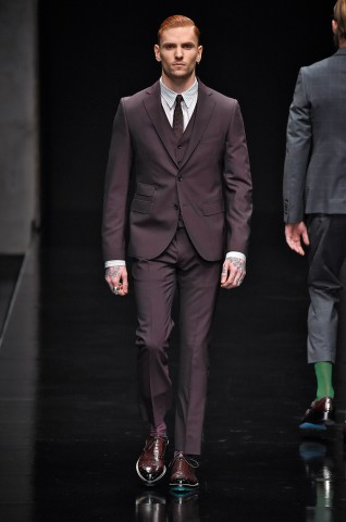 John Richmond Milan Menswear Fall Winter 2015 January 2015