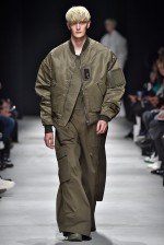 Juun JParis Menswear Fall Winter 2015 January 2015
