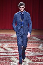 Missoni Milan Menswear Fall Winter 2015 January 2015