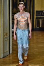 Walter Van Beirendonck Paris Menswear Fall Winter 2015 January 2015