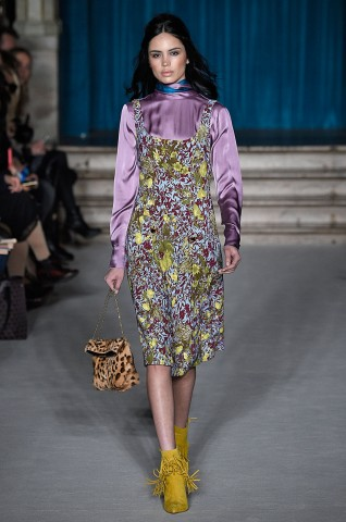 Matthew Williamson London RTW Fall Winter 2015 February 2015