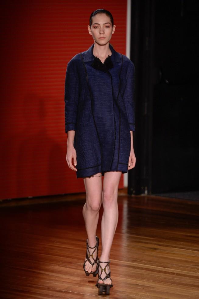 Alexandre Herchcovitch São Paulo Fashion Week- Verão 2016 Abril/2015 foto: Ze Takahashi/ Agência Fotosite