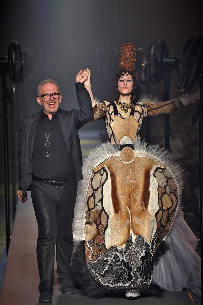 Jean Paul Gaultier-AltaCostura-Inverno2016-Paris-60