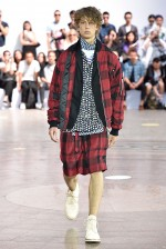 Sacai Paris Menswear Spring Summer 2016 - June 2015