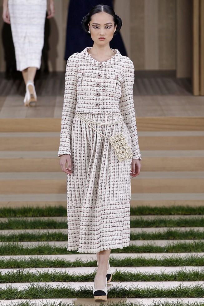 Chanel Alta Costura - Paris - Verão 2016 foto: FOTOSITE