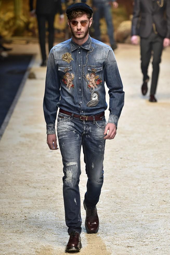 2017 fw fashion trend - Cole 231 227 O Dolce Amp Gabbana Men Mil 227 O Inverno 2017 Rtw