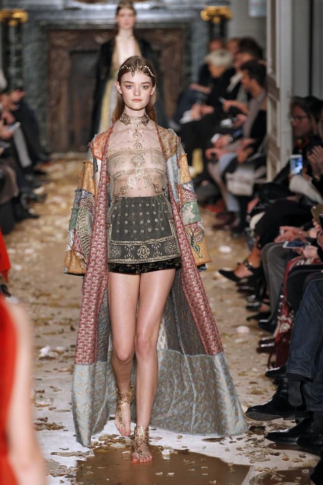 Valentino Alta Costura - Paris - Verão 2016 foto: FOTOSITE