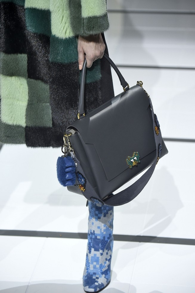 Anya Hindmarch Londres - Inverno 2016 foto: FOTOSITE
