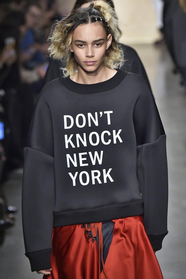 Dkny New York - Inverno 2016 foto: FOTOSITE