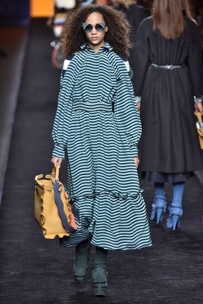 Fendi Milao - Inverno 2016 foto: FOTOSITE